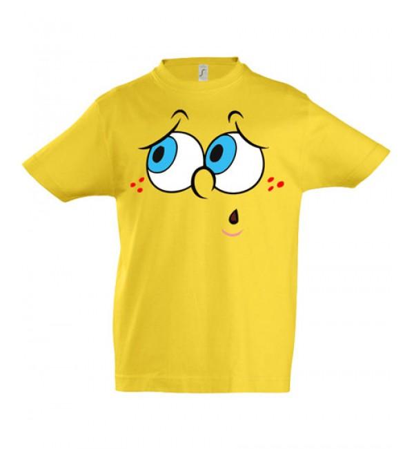 Детская футболка Губка Боб