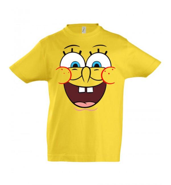 Детская футболка Губка Боб 2