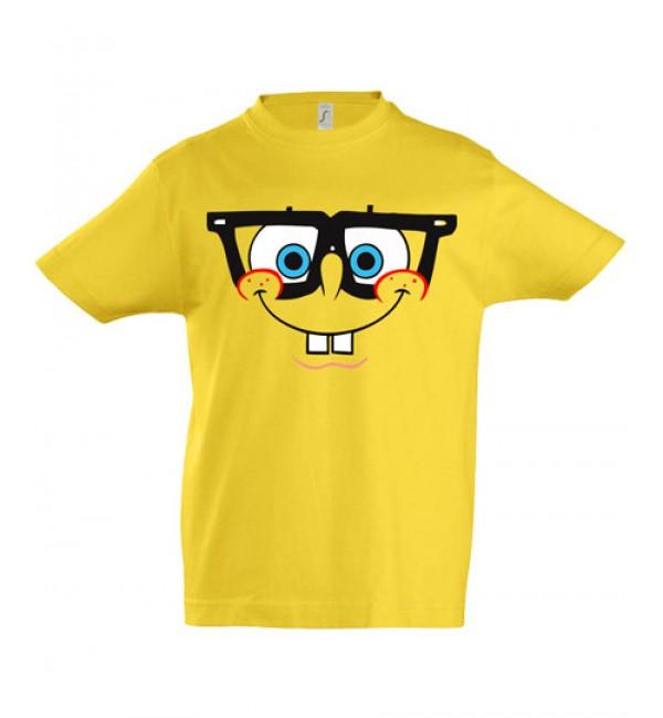 Футболка детская Спанч Боб в очках