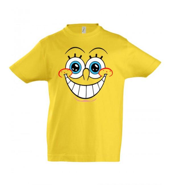 Детская футболка  Спанч Боб 3