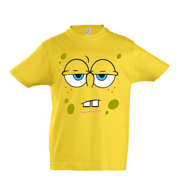 Детская футболка Спанч боб 4