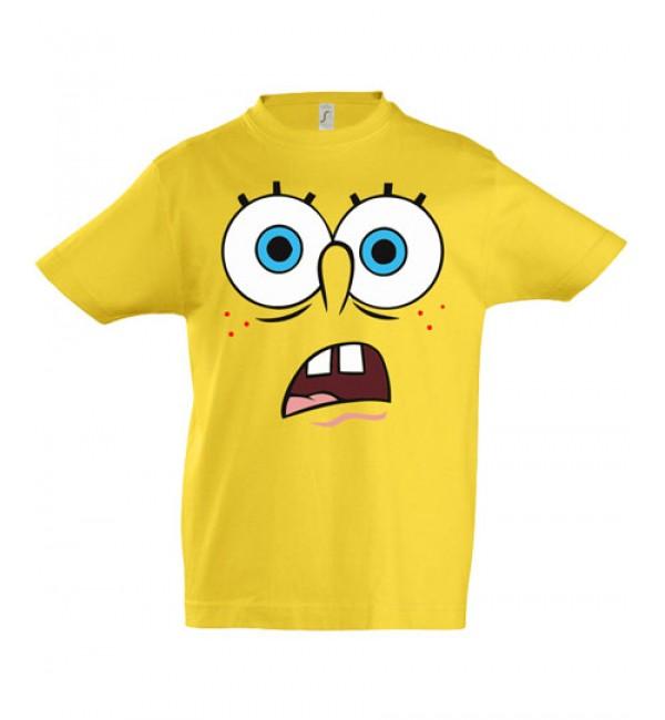 Детская футболка Спанч Боб 8