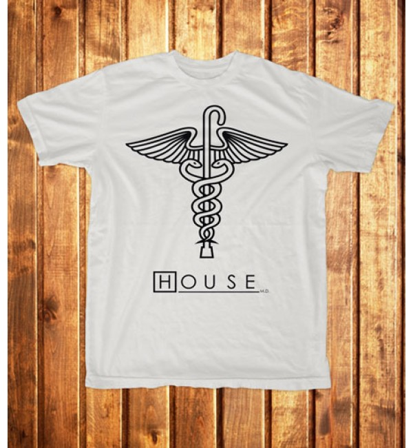 Мужская футболка Haus