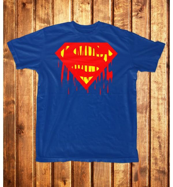 Футболка мужская Супермен 1