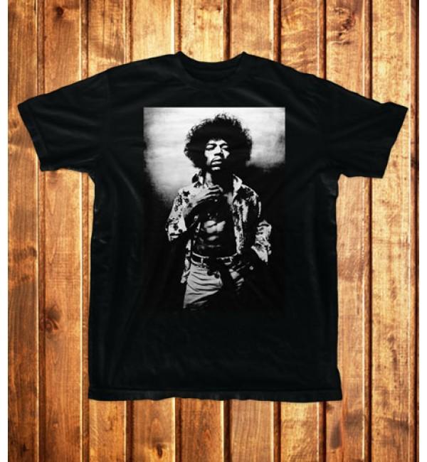 Футболка мужская Jimi Hendrix. Foto