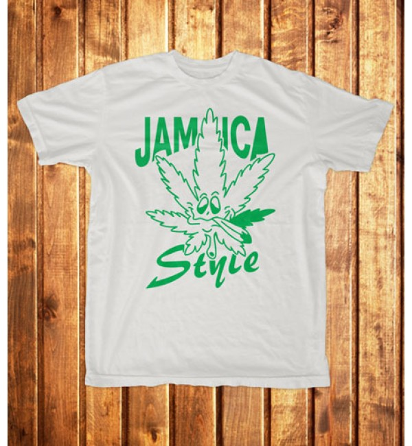 Футболка мужская Jamaica style
