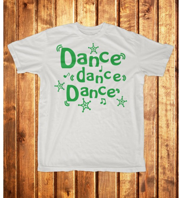 Футболка мужская Dance
