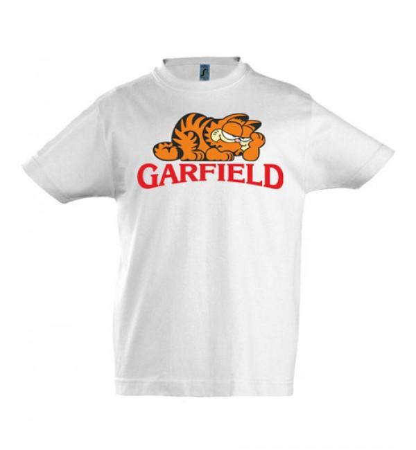 Футболка для мальчика  Гарфилд