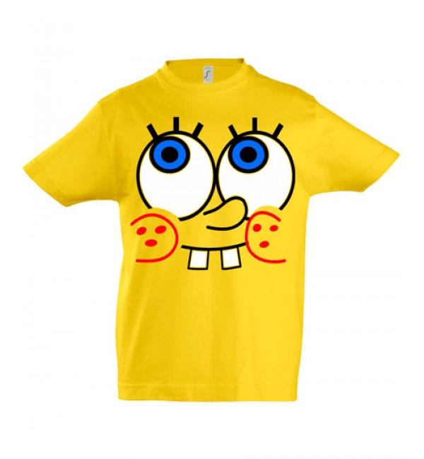 Детская футболка  Спанч Боб 2