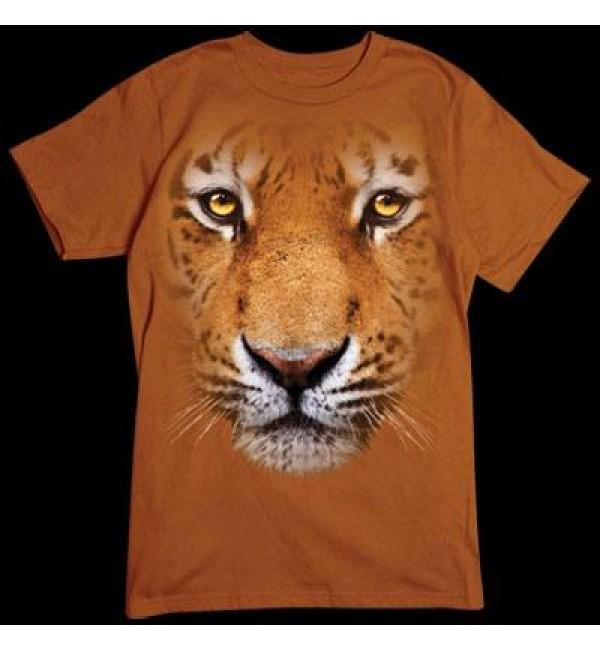 3D футболка Тигр