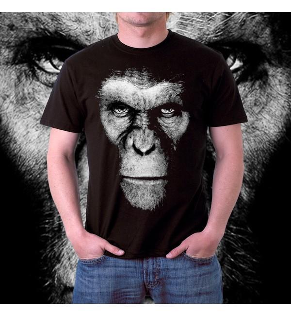 3d футболка мужская Горилла