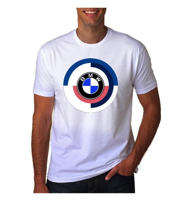 Футболка BMW logo