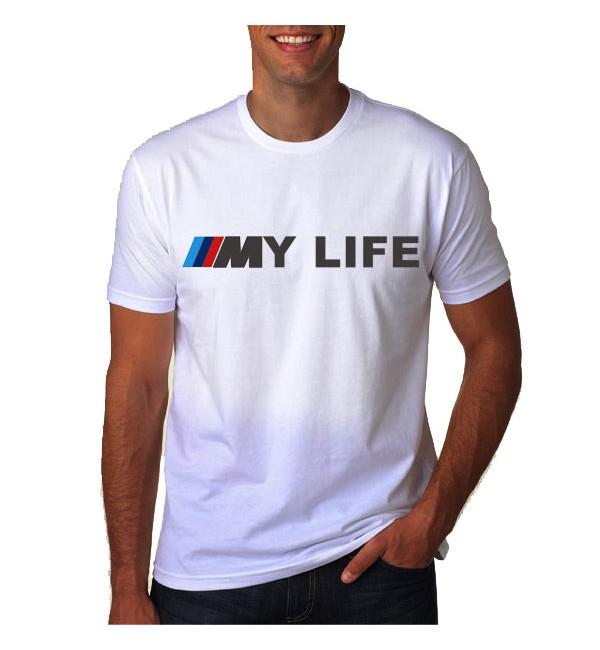 Футболка BMW M Life