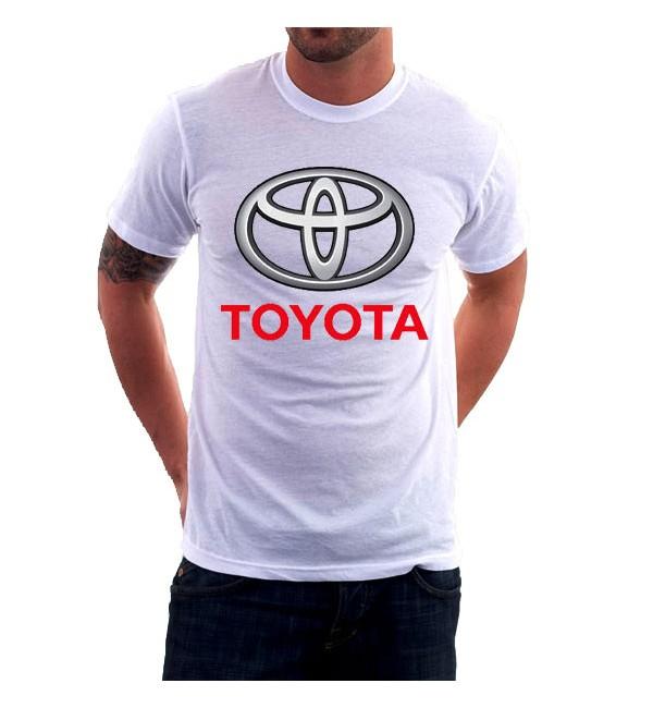 Футболка мужская  Toyota