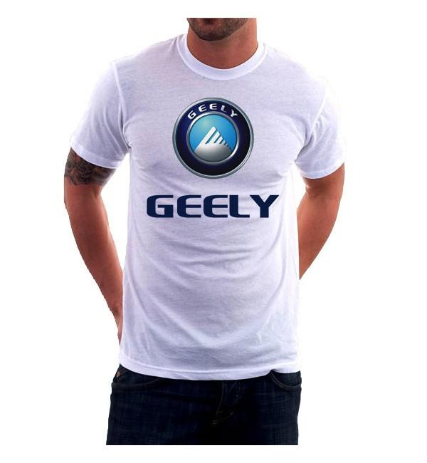 Футболка Geely