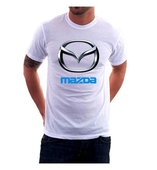 Футболка мужская  Mazda