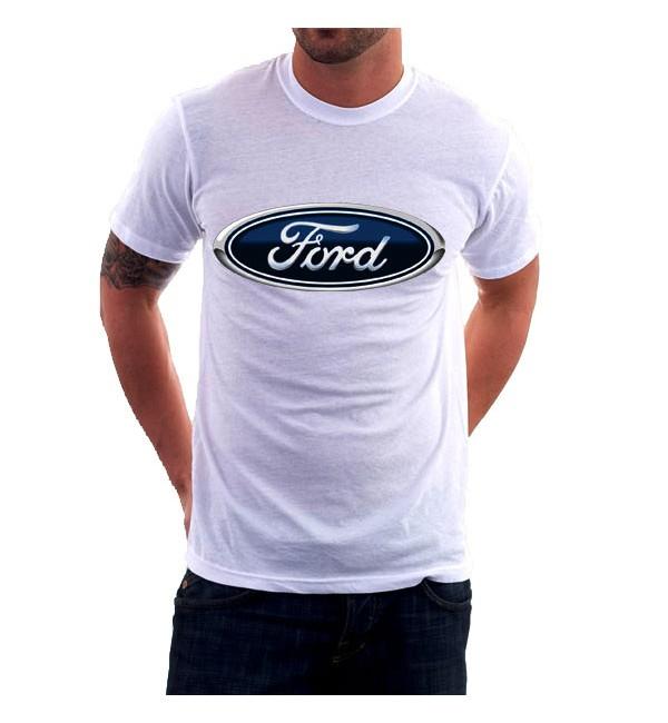 Футболка мужская  Форд