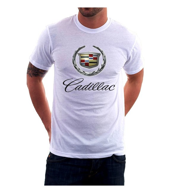 Футболка Cadillac