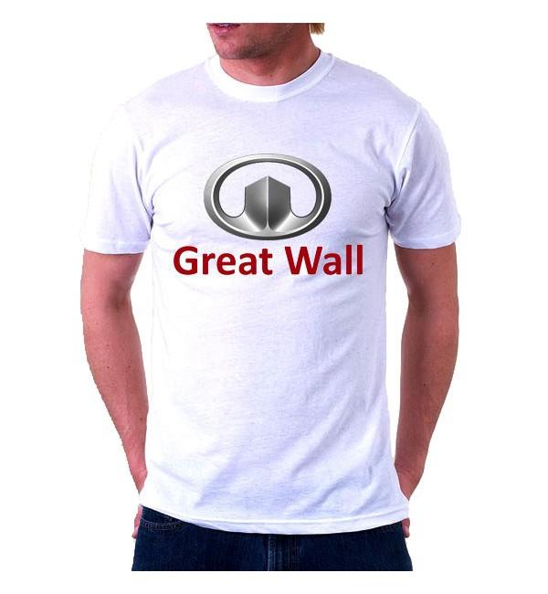 Футболка Great Wall