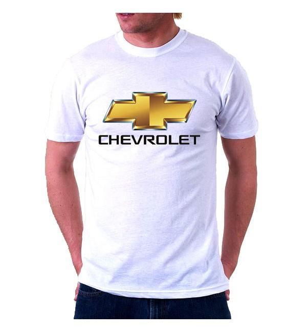 Футболка Chevrolet
