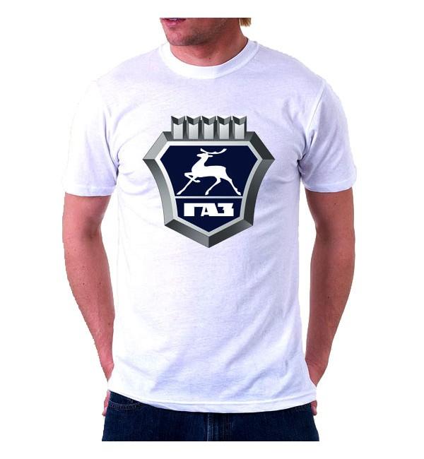 Футболка ГАЗ