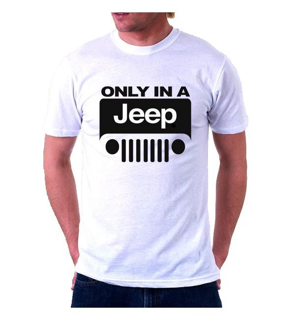 Футболка Jeep 2