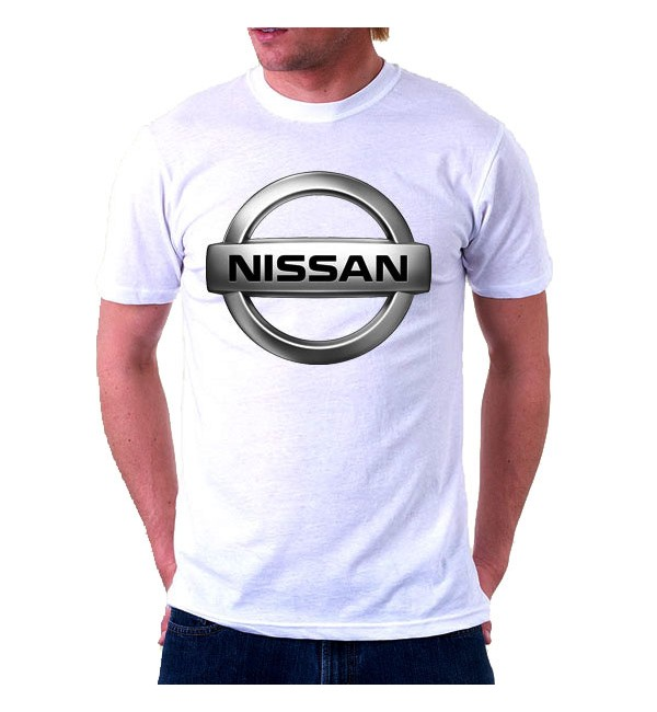 Футболка мужская  Nissan