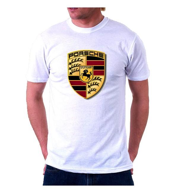 Футболка мужская  Porsche