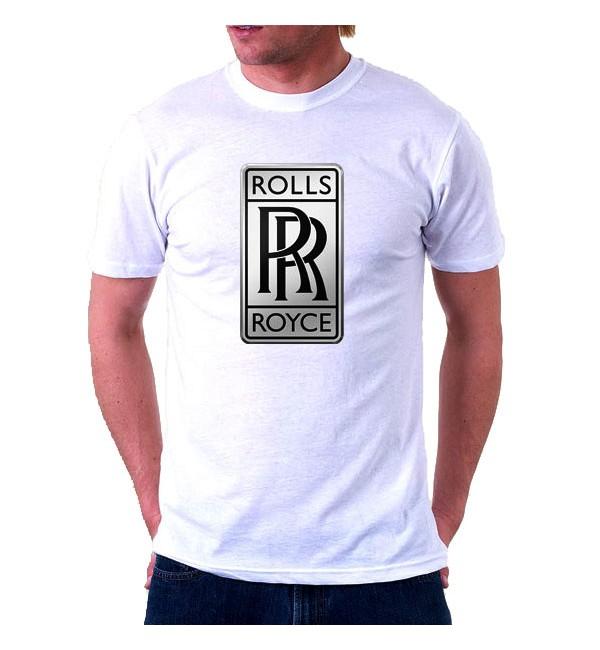 Футболка Rolls Royce