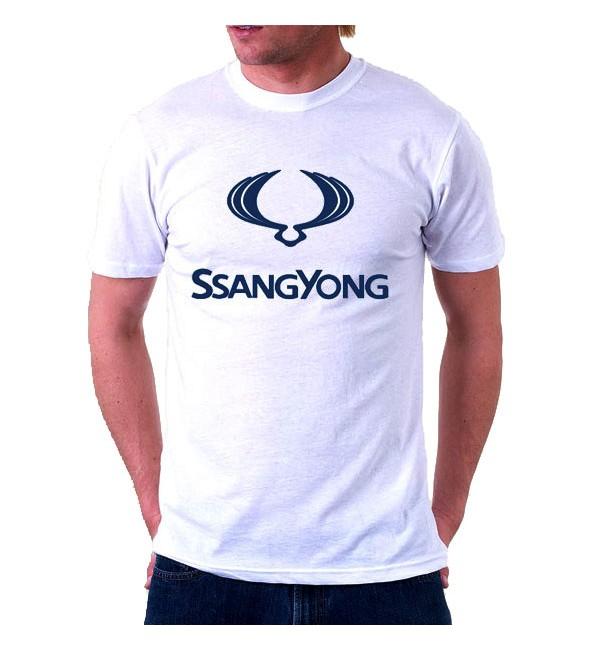 Футболка Ssangyong