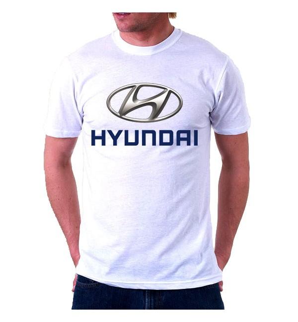 Футболка мужская  Hyundai