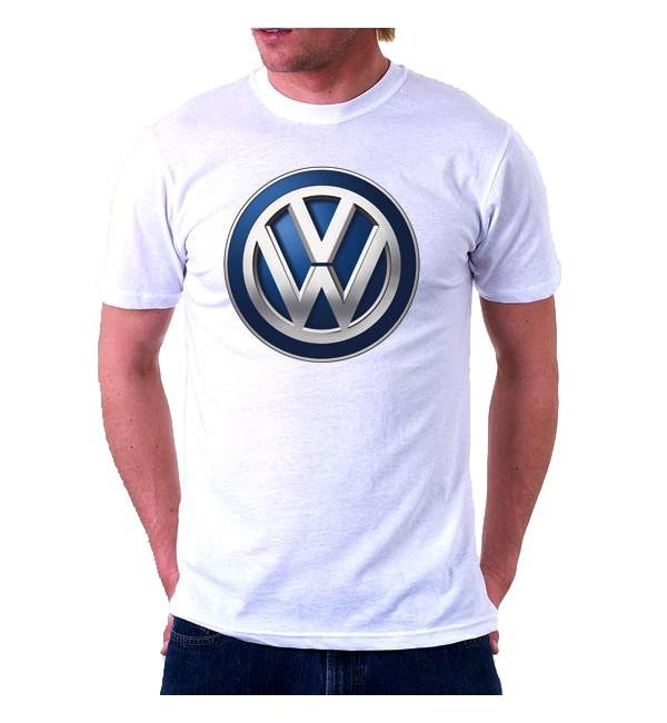 Футболка мужская  Volkswagen