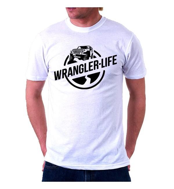 Футболка Wrangler Life