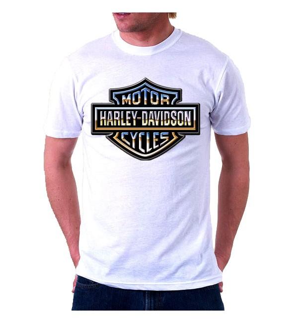 Футболка мужская Harley-Davidson
