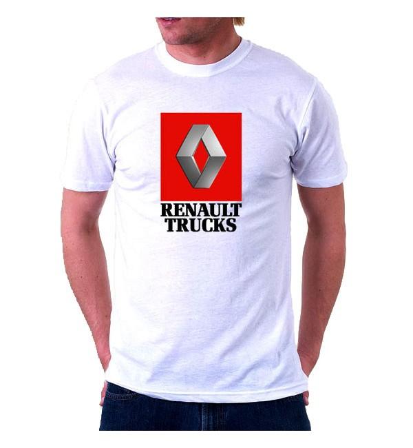 Футболка Renault Trucks