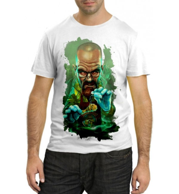 Модная футболка Футболка Breaking Bad