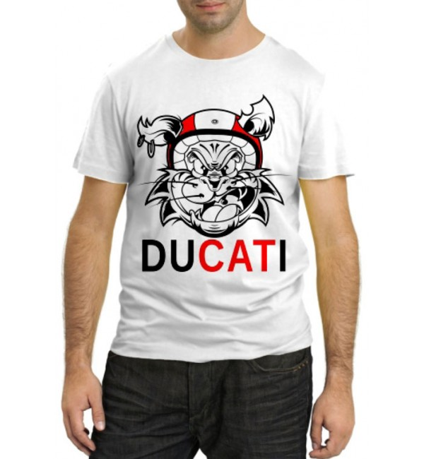 Модная футболка DUCATI