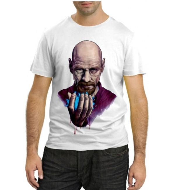 Модная футболка Heisenberg