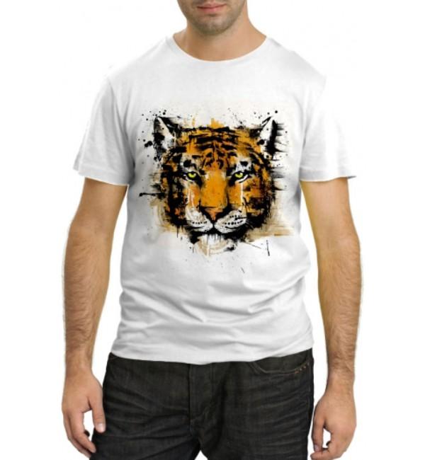 Модная футболка Tiger