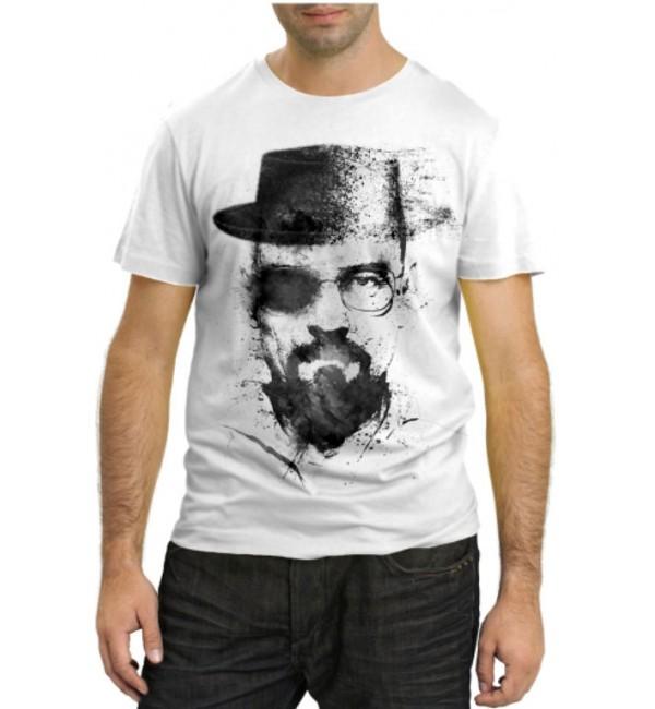 Модная футболка Хайзенберг