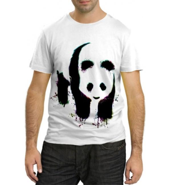 Модная футболка Пандочка