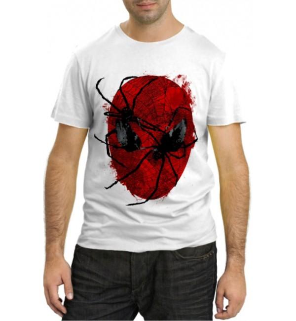 Модная футболка Человек паук
