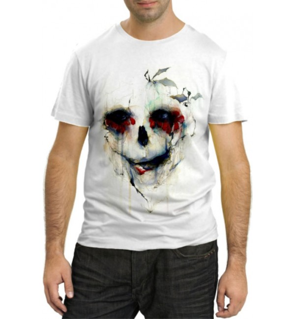 Модная футболка Мумия
