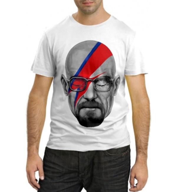 Модная футболка Во все тяжкие Хайзенберг