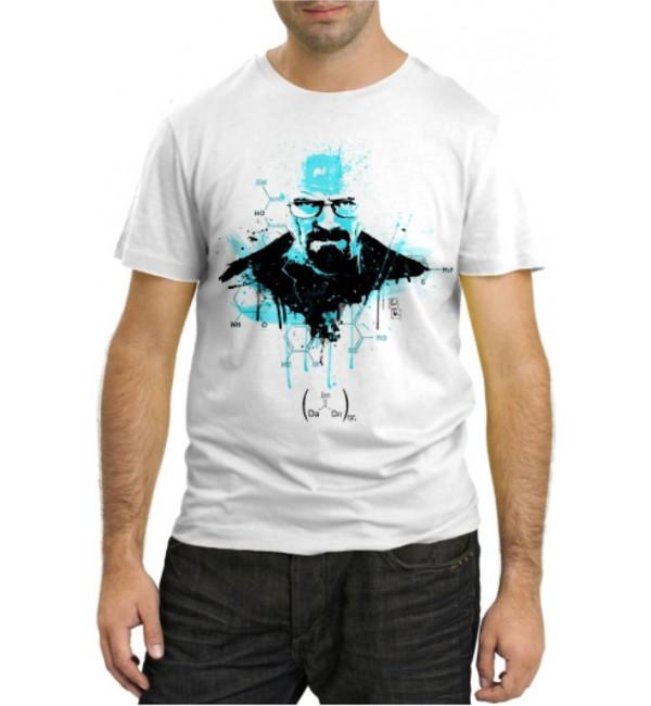 Модная футболка Breaking Bad Walter