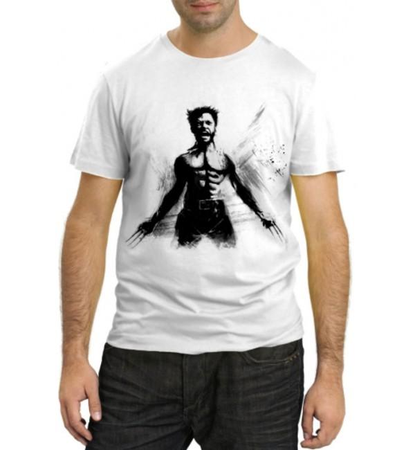 Модная футболка Росомаха Люди Икс