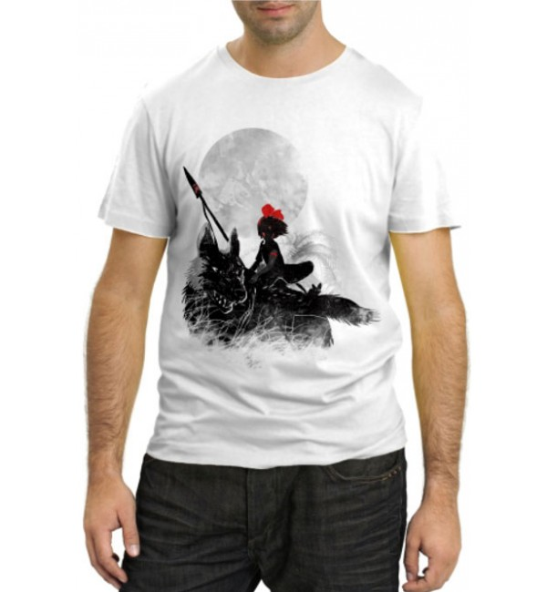 Модная футболка Охотник