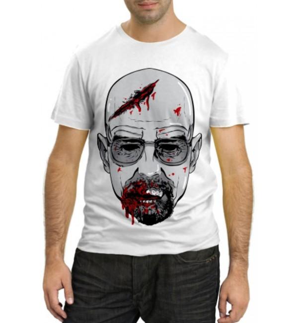 Модная футболка Уолтер Уайт (во все тяжкие)