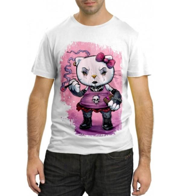 Модная футболка Hello Kitty