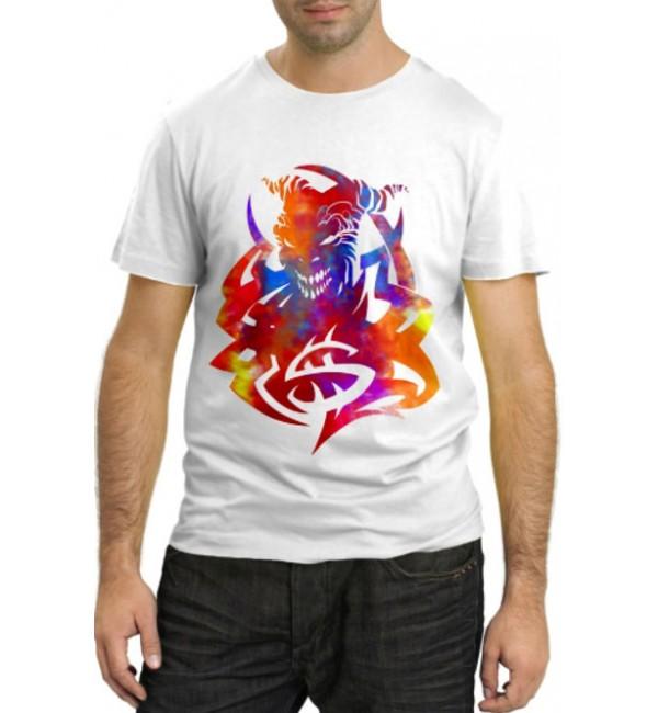 Модная футболка Дьявол во мне